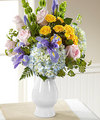 Image of Premium version for FTD Welcome Bouquet