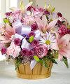 Ftd Little Miss Pink Bouquet Premium
