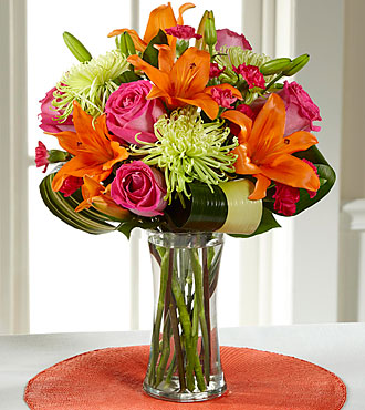 FTD Starshine Bouquet - DELUXE