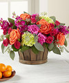 Image of Deluxe version for FTD New Sunrise Bouquet