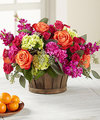 Image of Premium version for FTD New Sunrise Bouquet