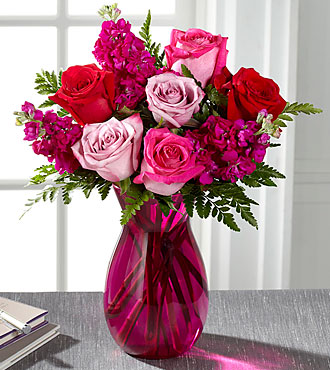 FTD Pure Romance Rose Bouquet