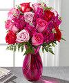 FTD Pure Romance Rose Bouquet - PREMIUM