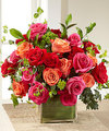 Image of Premium version for FTD Lush Life Rose Bouquet