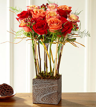 FTD Contemporary Rose Bouquet