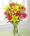Image of Premium version for FTD Bright & Beautiful Bouquet