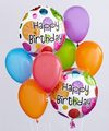 Go to Happy Birthday Balloon Bunch information page