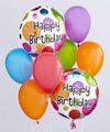 Happy Birthday Balloon Bunch