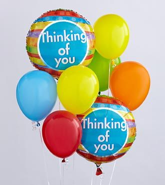 Thinking of You Balloon Bunch - EO-6037