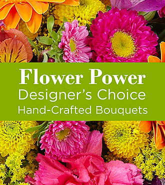 A Multi Colored Florist Designed Bouquet by FTD - DELUXE