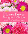 Image of Deluxe version for Pink Colored Florist Designed Bouquet by FTD