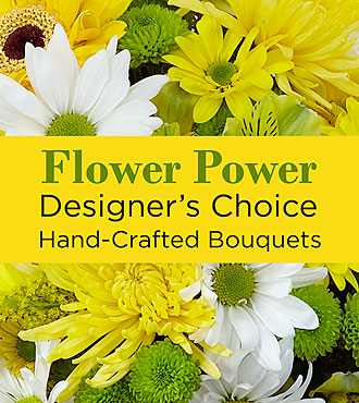 Yellow Colors Florist Designed Bouquet by FTD - PREMIUM