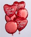Image of Standard version for I Love You Balloon Bunch