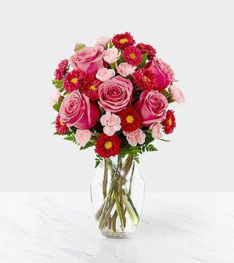 Precious Heart Bouquet - B02