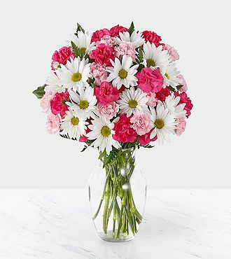 FTD Sweet Surprises Bouquet- VASE INCLUDED - B03