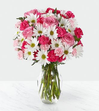 FTD Sweet Surprises Bouquet- VASE INCLUDED - PREMIUM
