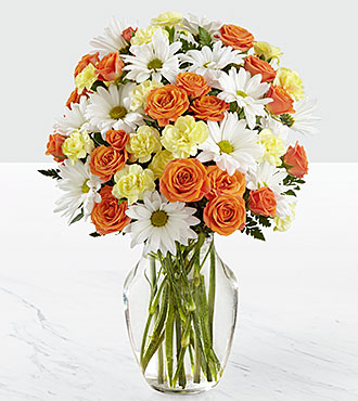 FTD Sweet Splendor Bouquet - DELUXE