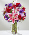 Image of Deluxe version for FTD Stunning Beauty Bouquet