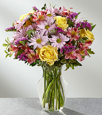FTD True Charm Bouquet - DELUXE