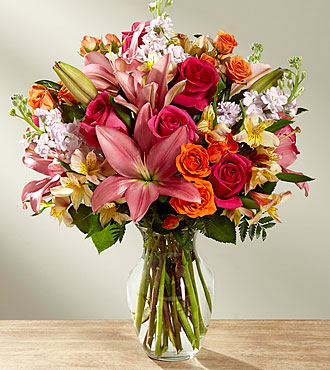 FTD Into the Woods Bouquet - PREMIUM
