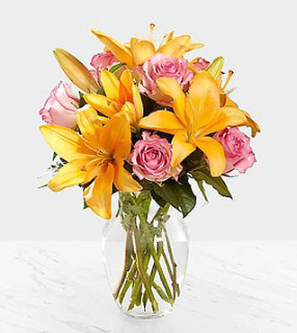 FTD A Fresh Take Bouquet