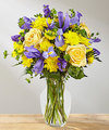 Image of Deluxe version for FTD Cottage View Bouquet