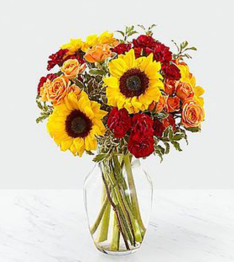 Ftd Fall Frenzy Bouquet Same Day Delivery Flowers Fast
