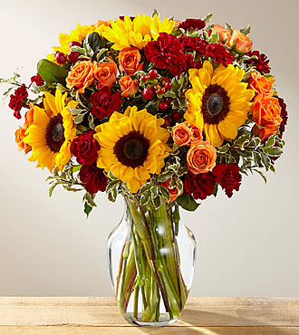 Ftd Fall Frenzy Bouquet Premium Same Day Delivery Flowers Fast