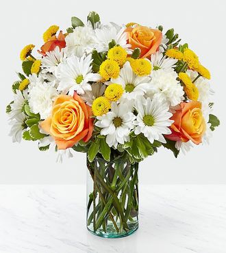 FTD Sweet Moments Bouquet - DELUXE