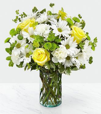 FTD Happy Day Bouquet - DELUXE