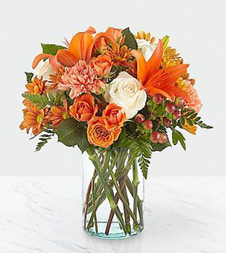 Falling for Autumn Bouquet - B45