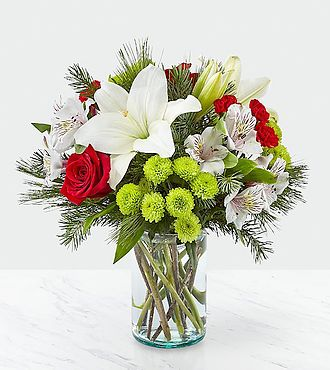 Christmas Spirit Bouquet - B49