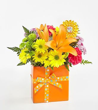 Set to Celebrate Birthday Bouquet - BD1