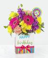 Ftd Birthday Brights Bouquet