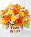 Image of Birthday Celebration Bouquet by FTD - PREMIUM