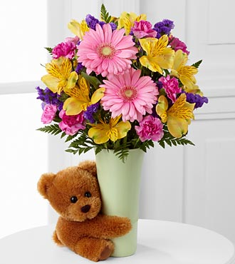 FTD Festive Big Hug Bouquet