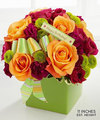 Image of Deluxe version for Birthday Bouquet by FTD