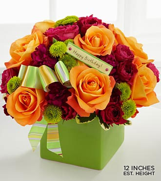 Birthday Bouquet by FTD - PREMIUM