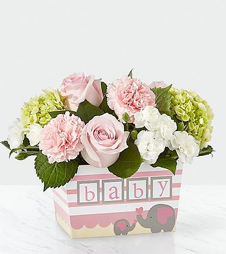 Darling Baby Girl  Bouquet - BG2