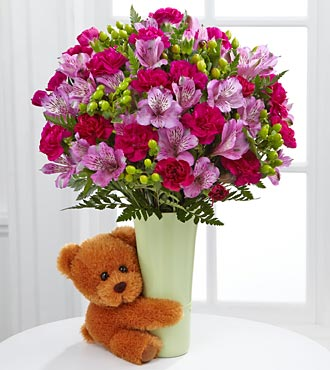 FTD Big Hug Bouquet 2 - PREMIUM
