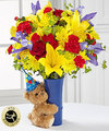 Image of Premium version for FTD Big Hug Birthday Bouquet