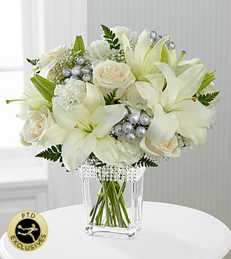 Ftd Intriguing Grace Bouquet Premium Same Day Delivery