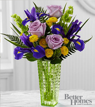 FTD Garden Vista Bouquet by Better Homes and Gardens