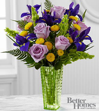 FTD Garden Vista Bouquet by Better Homes and Gardens - PREMIUM