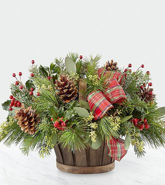 DaySpring Gods Gift Of Love Centerpiece By FTD DELUXE