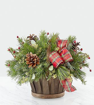 Holiday Homecomings Basket - 19-C11