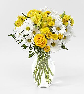 Sunny Sentiments Bouquet - C5371
