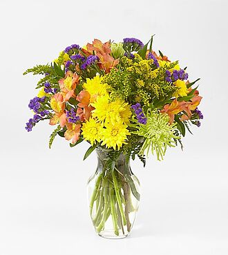 Marmalade Skies Bouquet - C5374