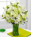 FTD Lime-Licious Bouquet - PREMIUM