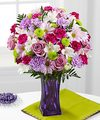 FTD Purple Pop Bouquet - PREMIUM